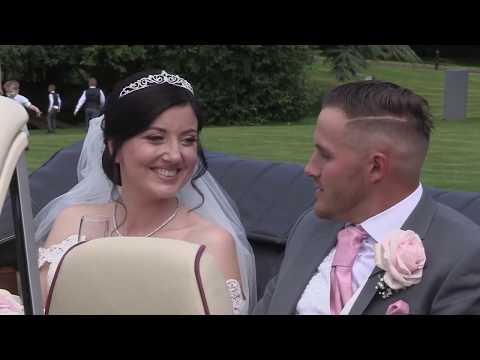 Natasha & Jordans Wedding Video | Midlands Wedding Videographer