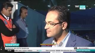 Göztepe 2-1 Eskişehirspor | Bornova Belediye Başkanı Olgun Atila'nın Açıklamaları