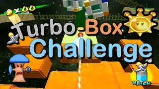 The Turbo-Box Challenge - Super Mario Sunshine