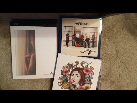 K-Pop Haul #9 (HyunA, FTISLAND, VIXX, & B.A.P Unboxing)