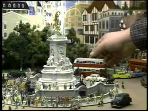 Miniature World Promo Video 1992 Victoria British Columbia Canada