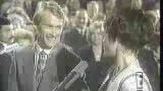 Nadia Comaneci and Bart Conner on E! (1997)