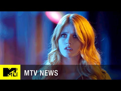 Shadowhunters: Go Behind the Scenes of the 'Mortal Instruments' Series | MTV News