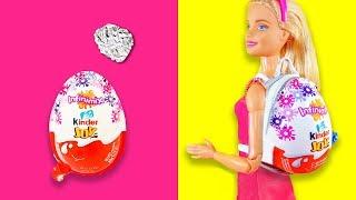 17 лайфхаков с куклами Барби, Подруги Буги Вуги