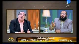 مشادة بين الشيخ محمد جاد الله والمخرج مجدى احمد على حول مسلسلات رمضان