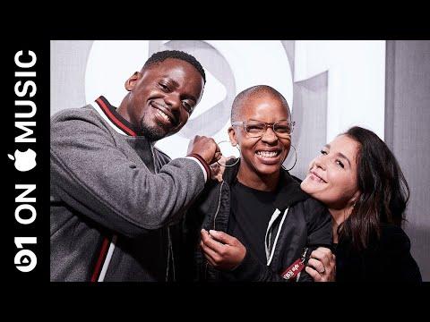 Daniel Kaluuya: Weirdest Thing on 'Black Panther' Set [CLIP] | Apple Music