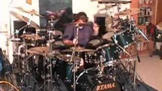 """Rush """"Earthshine"""": Drums!"""