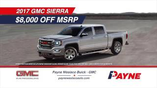 2017 GMC Sierra for $353/month | Payne Buick GMC | Weslaco, Tx