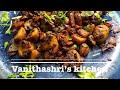காளான் மிளகு பிரட்டல் | Mushroom Pepper Fry in Tamil |Stir fried Mushroom 2018