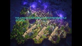 SMALLEST STORM EYE! (Fortnite Battle Royale)
