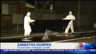 Cleaners remove asbestos hazard
