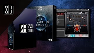 FREE Epic Drums for KONTAKT. Cinematic Percussion Library.