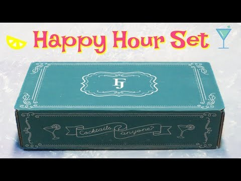 Fragrant Jewels - Happy Hour Set Review & Ring Reveal!