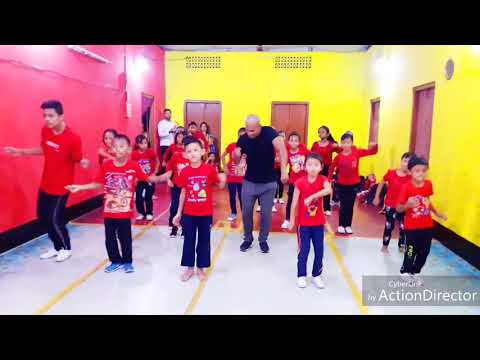 Shamur - Let The Music Play | Dance workout For kids|