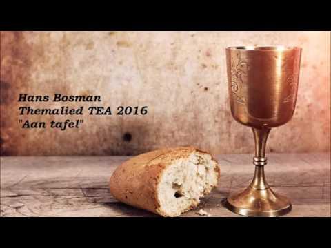 Hans Bosman - Themalied TEA 2016