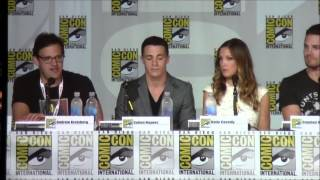 Arrow -  Comic Con 2013 -  Panel -  Part 1