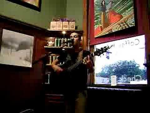 Kyle Jones performing