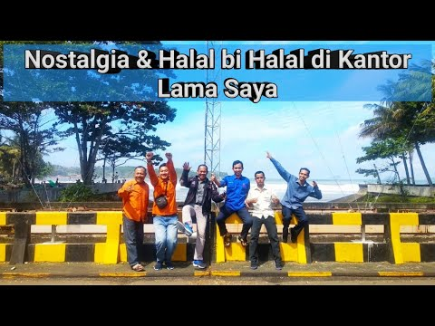 My Travel Vlog - Nostalgia & Halal Bi Halal Di Kantor Lama