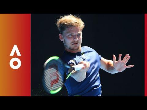 AO18 profile: David Goffin | Australian Open 2018