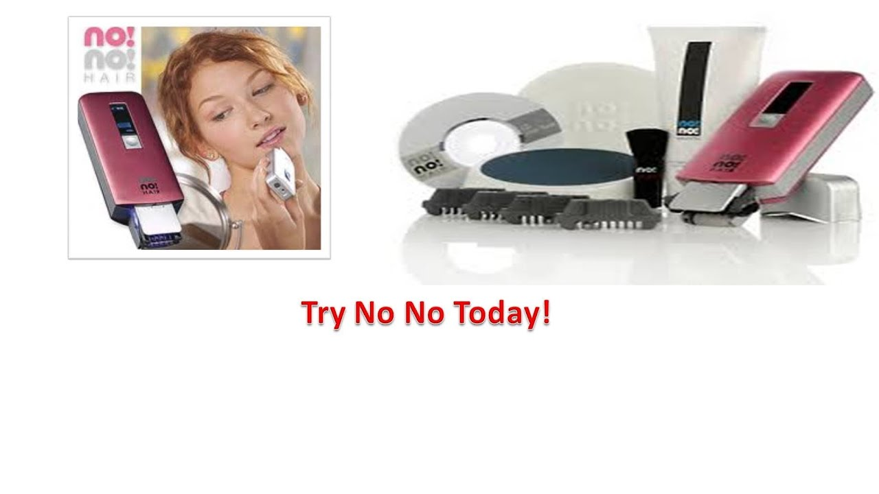how to use no no hair removal 8800