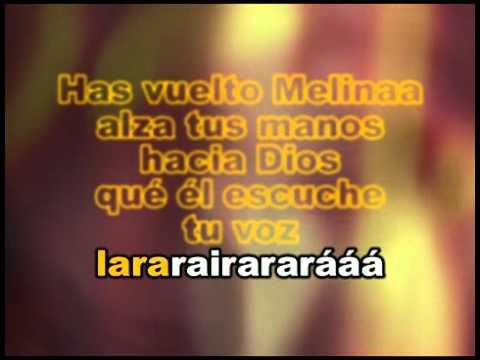 karaoke CAMILO SESTO  Melina