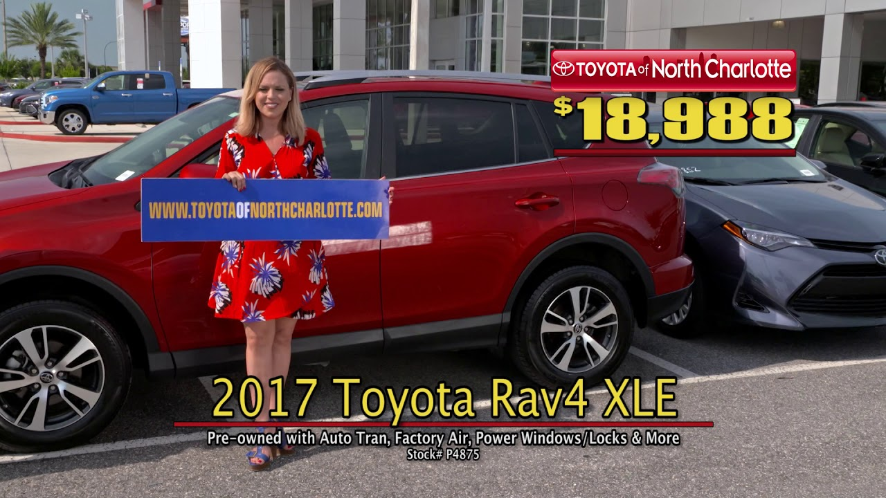 Nice Youu0027ll Love Our HUGE Used Car Deals At Toyota Of N Charlotte