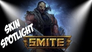 Smite - Skin Spotlights : Slaughterhouse Chaac *Skin/Jokes/Taunts*
