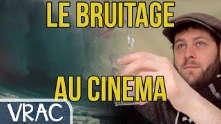 LES SECRETS DES BRUITAGES AU CINEMA - EXTRAIT EN VRAC