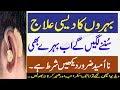Behron ka ilaj 100% kamyabi ke sath naumeed zarur try krein in urdu hindi