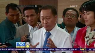 Irena Handono Dinilai Memberi Keterangan Palsu oleh Tim Kuasa Hukum Ahok | Indonesia Morning Show NET