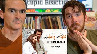 Jab Harry Met Sejal Trailer REACTION!! | Shahrukh Khan, Anushka Sharma, Imtiaz Ali