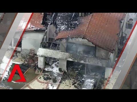 Plane crashes into house in California, killing 5 Mp3