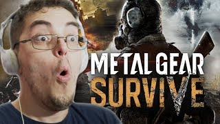 METAL GEAR SURVIVE - O INÍCIO, MODO SINGLEPLAYER E MULTIPLAYER