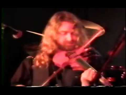 Johnny Cunningham electric fiddle solo