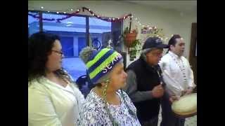 Birthday Song Spokane Indian tribe singing