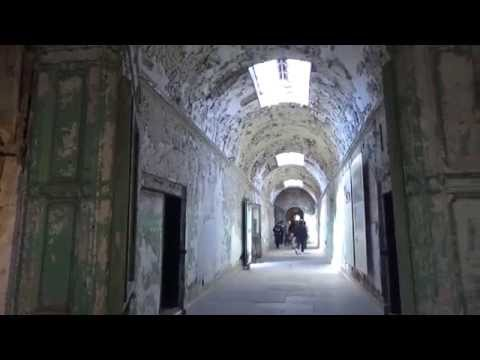 Eastern State Penitentiary Museum Tour