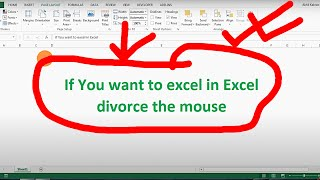 The Magic of Excel Keyboard Shortcuts