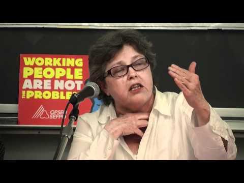 Civil Liberties Under Attack -- Fight Back! Socialism 2011 PART 7