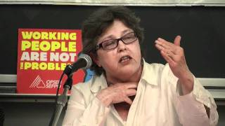 Civil Liberties Under Attack -- Fight Back! Socialism 2011 PART 7