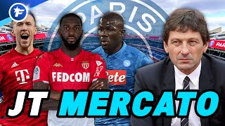 Le PSG passe enfin aux choses sérieuses | Journal du Mercato