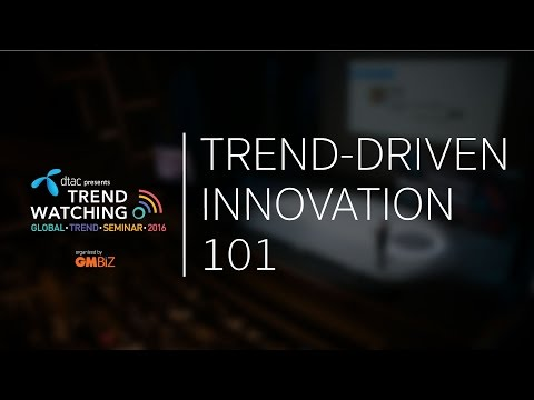 Trendwatching: Trend-Driven Innovation 101