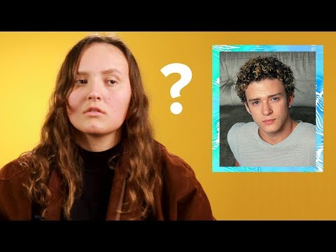 Teens Guess '90s Icons