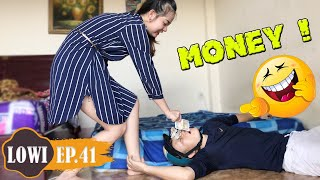 Try Not To Laugh Challenge | When you see money falling | Comedy Videos by LOWI TV Ep.41