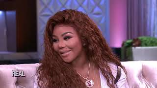 FULL INTERVIEW PART THREE: Lil' Kim on Her Dad, a Movie About Her Life, and More