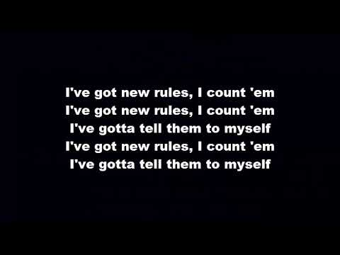 Dua Lipa - New Rules (Cover by Alexander Stewart) Lyrics