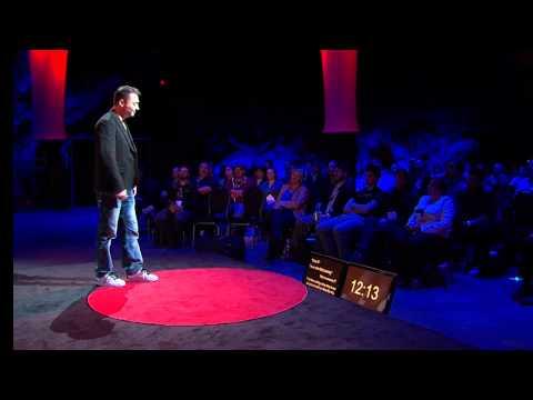 20 days that changed my life   Patrick Lehoux   TEDxNickelCity