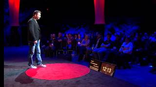 20 days that changed my life | Patrick Lehoux | TEDxNickelCity