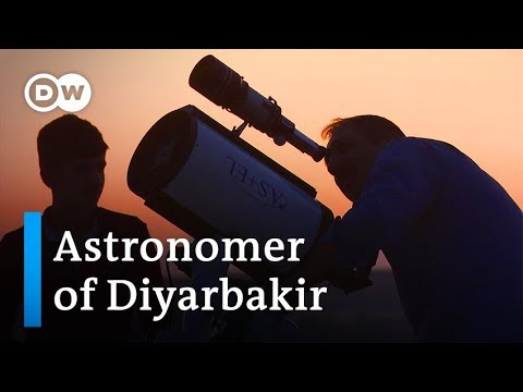 Turkey: The amateur astronomer of Diyarbakır who challenged Galileo | Focus on Europe
