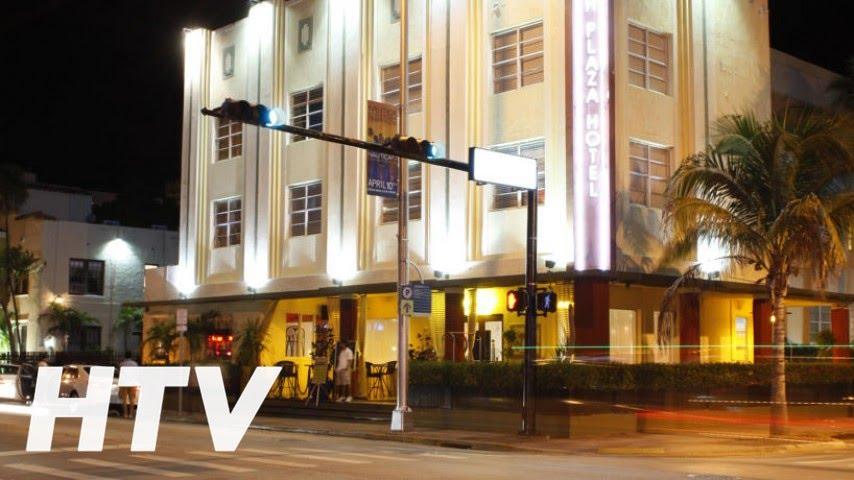 South Beach Plaza Hotel En Miami