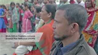 Bangladesh - Disability-inclusive DRR